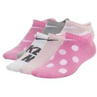 Легкие короткие носки с графикой для школьников Nike Everyday (6 пар) фото