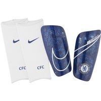 Chelsea FC Mercurial Lite Football Shinguards - Blue