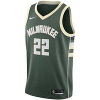 Мужское джерси Nike НБА Khris Middleton Icon