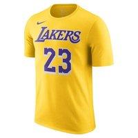 Мужская футболка НБА LeBron James Los Angeles