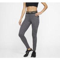 Женские тайтсы с эффектом металлик Nike