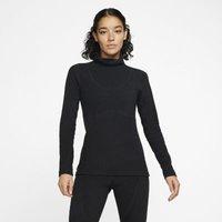 Женская футболка из велюровой ткани Nike