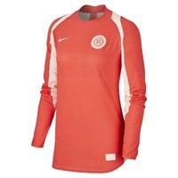 Женское футбольное джерси с длинным рукавом Nike