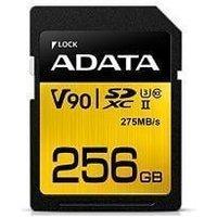 ADATA Premier One 256GB SDXC UHS-II U3 Class 10 SD Card
