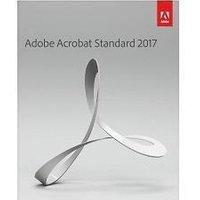 Adobe Acrobat Standard 2017 - Retail Boxed - 1 User