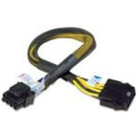Akasa 30CM ATX12V PSU cable extension