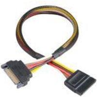 Akasa 30cm SATA power cable extension