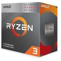 AMD Ryzen 3 3300X Quad-Core Processor/CPU, with Wraith Stealth Cooler.