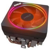AMD AM4 Wraith Prism Cooler up to 105W with RGB LED Ring