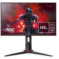"AOC 24G2U 144Hz 24"" LED LCD Gaming Monitor"