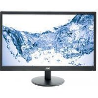 "AOC 23.6"" Widescreen LED Monitor 1920 x 1080"