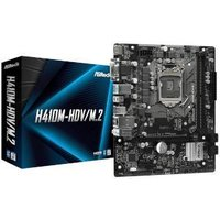 ASRock H410M-HDV/M.2 Intel H410 Chipset (Socket 1200) Motherboard