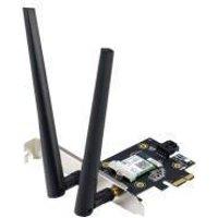 Asus PCE-AX3000 WiFi 6 Dual Band PCI-E WiFi 6 (802.11ax).