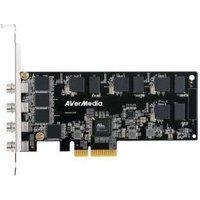 AverMedia CL334-SN 1080p30 SDI Quad-Channel H.264 H/W Encode PCIe Video Capture Card