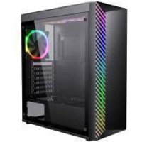 AvP Kolus RGB Mid Tower Black Case