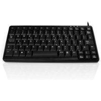 ACCURATUS K82A Combo (USB / PS/2) Black Mini Keyboard