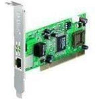 D-link 10/100/1000 PCI LAN Adapter - Low Profile