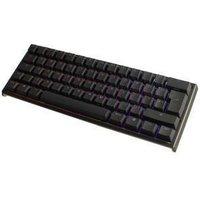 Ducky One2 Mini RGB Backlit Brown Cherry MX Switch Gaming Keyboard