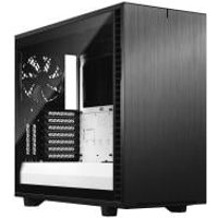 Fractal Design Define 7 Black and White Tempered Glass E-ATX Chassis