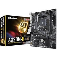 Gigabyte A320M-H AMD A320 Chipset (Socket AM4) Micro-ATX Motherboard