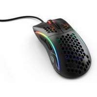 Glorious PC Gaming Race Model O USB RGB Odin Gaming Mouse - Matte Black