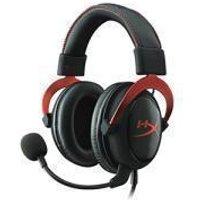 HyperX Cloud II Pro Gaming Headset, Red