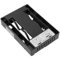 "Icy Dock EZConvert Lite MB882SP-1S-3B 2.5"" to 3.5"" SATA SSD/HDD Converter"