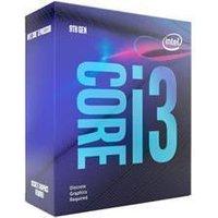 9th Generation Intel Core i3 9100F 3.6GHz Socket LGA1151 CPU/Processor