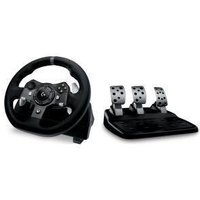 Logitech G920 Racing Wheel and Pedals for Xbox One and PC
