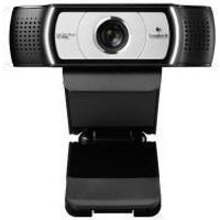 Logitech C930e HD Webcam for Business HD 1080p with MIC Black