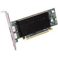 Matrox M9128 LP for Dual DVI / Display Port 1GB GDDR2