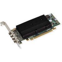 Matrox M9148 LP for Quad DVI / Display Port 1GB GDDR3