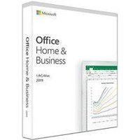 'Microsoft Office Home & Business 2019 - Medialess Win, Mac - English