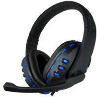 Stereo Gaming Headset - Black/Blue