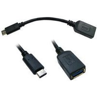 USB type C to USB type A 15cm Cable
