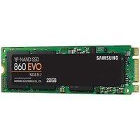 Samsung SSD 860 EVO M.2 250GB Type 2280 Internal SSD