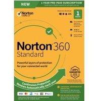 Norton 360 Standard - 1 Device, 1 Year