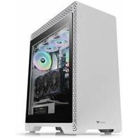 ThermalTake S500 Tempered Glass Snow Edition Mid-Tower Chassis