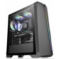 Thermaltake H350 Tempered Glass RGB Mid-Tower Chassis