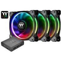 Riing Plus 12 LED RGB Radiator Fan TT Premium Edition (3 Fan Pack)