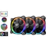 Thermaltake Riing 12 LED RGB Radiator Fan Sync Edition (3-Fan Pack)