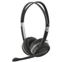 Trust Mauro 17591 Wired Stereo Headset - Over-the-head - Ear-cup USB