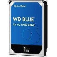 """WD Blue 1TB 3.5"""" Desktop Hard Drive (HDD)"""