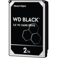 """WD Black 2TB 3.5"""" Desktop Hard Drive (HDD)"""