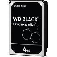 """WD Black 4TB 3.5"""" Desktop Hard Drive (HDD)"""