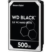 """WD Black 500GB 3.5"""" Desktop Hard Drive (HDD)"""