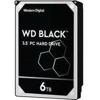 """WD Black 6TB 3.5"""" Hard Drive (HDD)"""