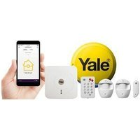 Yale SR-320 Smart Home Alarm and View Starter Kit