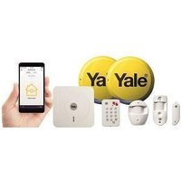 Yale SR-330 Smart Home Alarm and View Kit