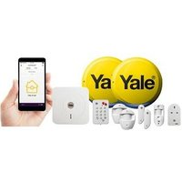 Yale SR-340 Smart Home Alarm and View Kit